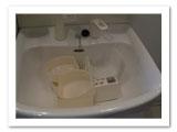 洗面所の部品