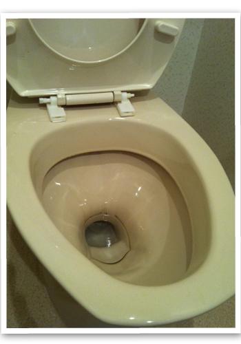 トイレ ハウスクリーニング前